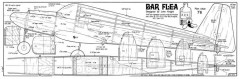 Bar Flea model airplane plan