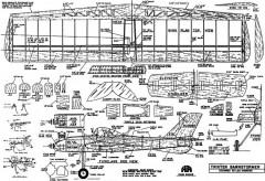 Barnstormer model airplane plan