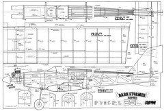 Barnstormer 25L model airplane plan