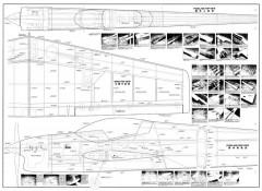 Beat On 50K model airplane plan