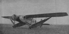 Bellanca Airbus model airplane plan