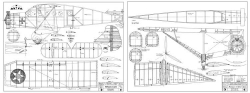 Bellanca C-27A-Modelcraft model airplane plan