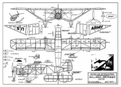 Bellanca C-27A Aircruiser model airplane plan