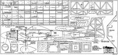 Big Foiler RCM-1148 model airplane plan
