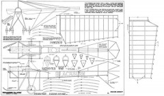 Blackburn All Steel-Obscure Aircraft model airplane plan