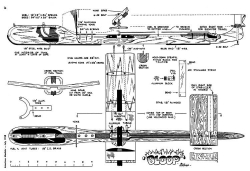 Bloop-AM-07-58 model airplane plan