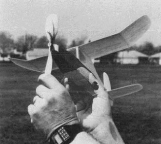 Boston-Beany model airplane plan