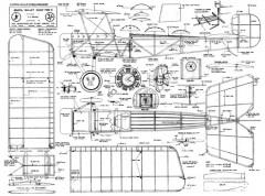 Bristol Bullet model airplane plan