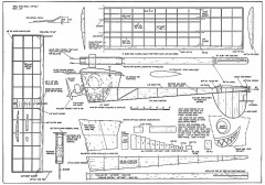 Buz Bug model airplane plan