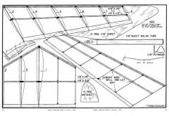 Buzz Bat-MAN-10-48 model airplane plan