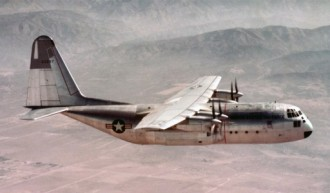 C-130 model airplane plan