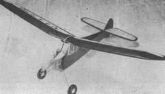 Cabinette model airplane plan