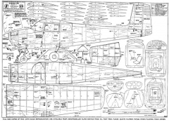 Cessana 172 2 model airplane plan