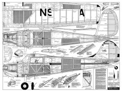 Cessna 170 model airplane plan