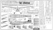 Cessna 181 model airplane plan