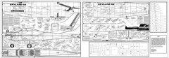 Cessna Skylane 62 model airplane plan