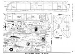 Chameleon-MAN-10-63 model airplane plan