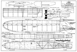 Champ model airplane plan