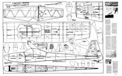 Cirrus Soarer model airplane plan