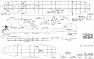 Civy Boy 31 model airplane plan