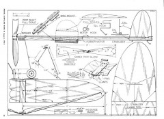Cloud Tramp-MAN-08-54 model airplane plan