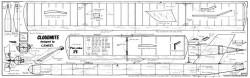 Cloudmite model airplane plan