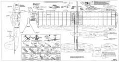 Cobra model airplane plan