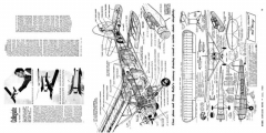 Collegiate model airplane plan