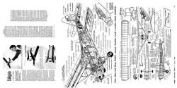 Collegiate model airplane plan