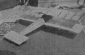 Convertible model airplane plan