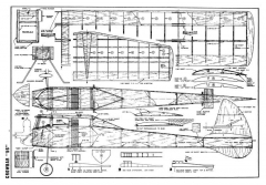 Crowbar56 model airplane plan