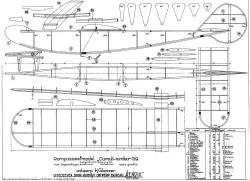 Cumuli-nimbuG9 model airplane plan