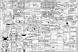Curtiss Seagull-MAN-08-53 model airplane plan