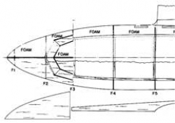 DH9FF15 model airplane plan