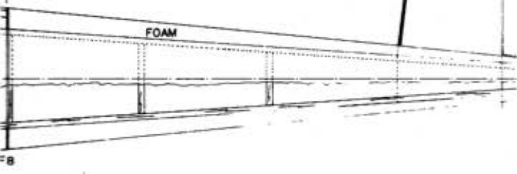 DH9FF8-E model airplane plan