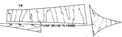 DH9WSH model airplane plan