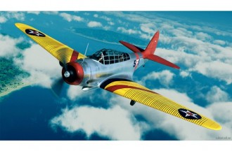 Devastator model airplane plan