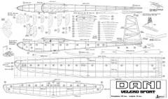 Dani model airplane plan
