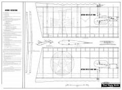 Das Ugly Stik model airplane plan