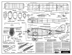 Dayton-Wright RB-1 model airplane plan