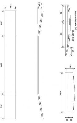 Debut p2 model airplane plan