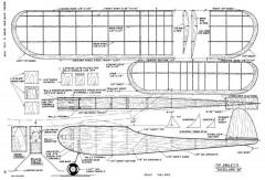 Dieselaire. model airplane plan