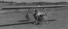 Dormu Bathtub model airplane plan