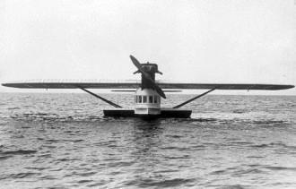 Dornier Do L3 Delphin III model airplane plan