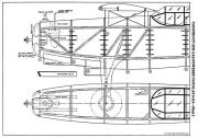 Douglas O-41a p1 model airplane plan