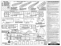 Dragon model airplane plan