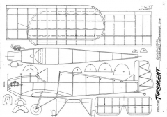 DruineTurbulent model airplane plan