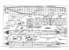 Du-all model airplane plan
