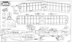Duchess model airplane plan
