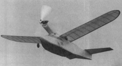 Duckling model airplane plan